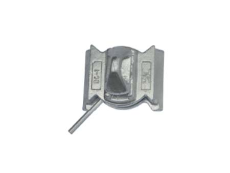 Longitudinal Dovetail Twistlock 45